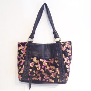 AIMEE KESTENBERG Leather Exotic Collection Purse